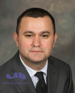 Ahmet Gudeloglu on Urologybook.com
